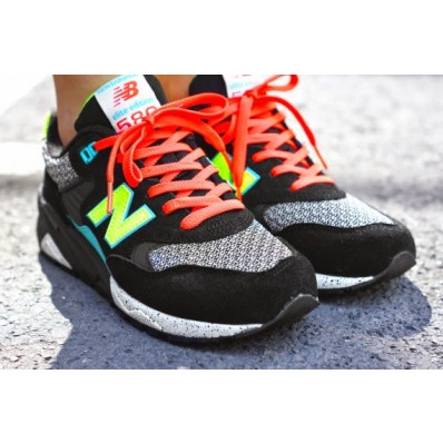 basket new balance orange fluo