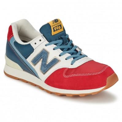 new balance rouge bleu et blanc