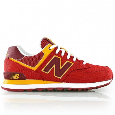 new balance rouge et jaune