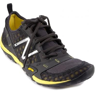 new balance running barefoot