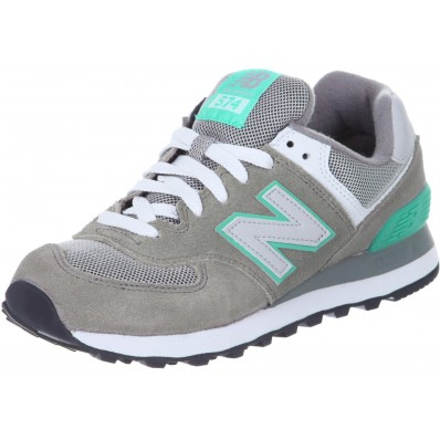 new balance turquoise gris