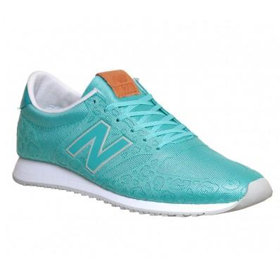 new balance turquoise nylon