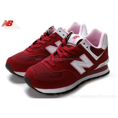new balance vin rouge