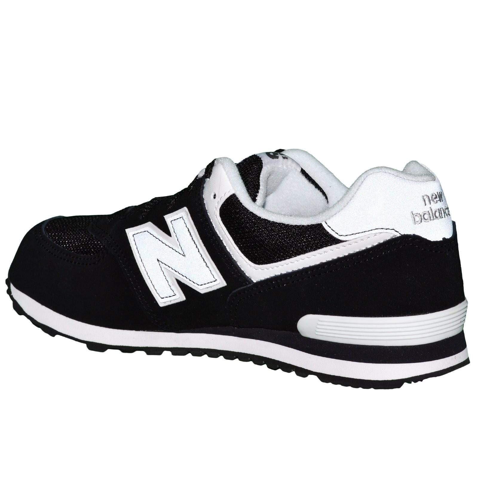 new balance noire grise