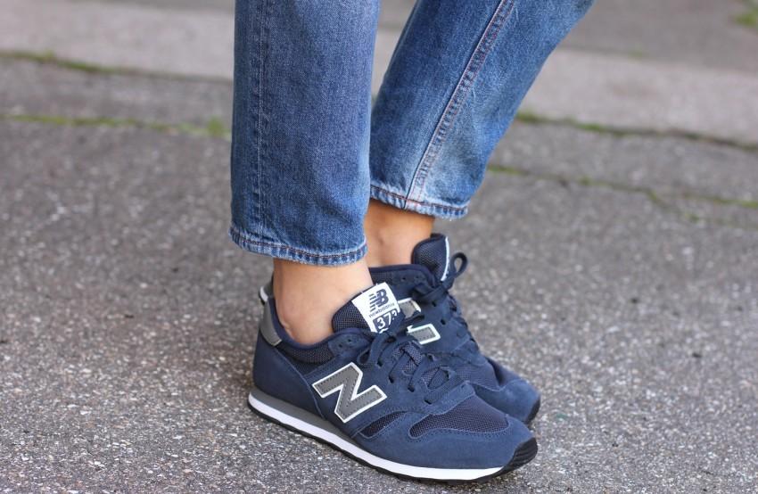 new balance femme bleu jean