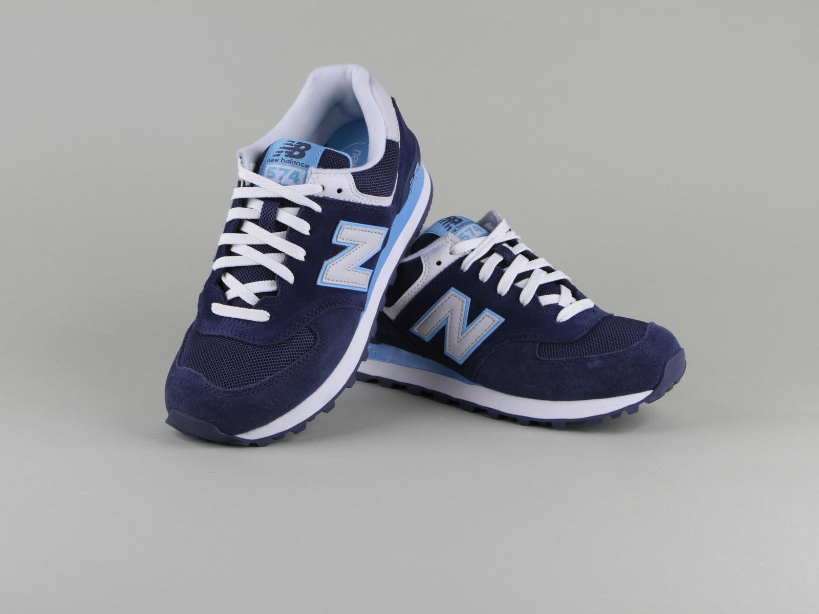 new balance bleu marine et grise