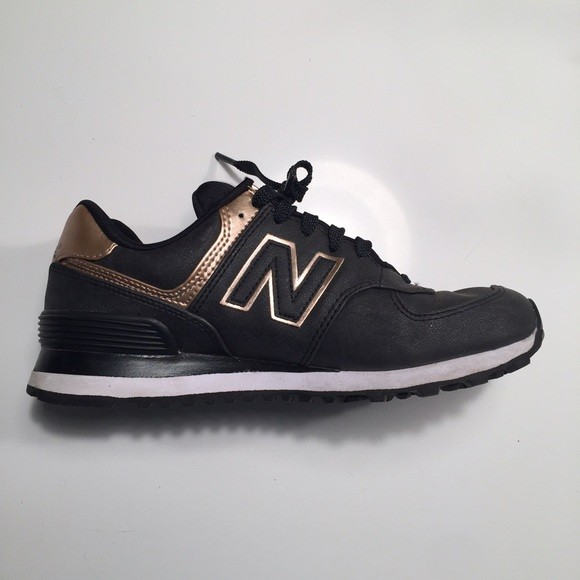 new balance grise rose gold