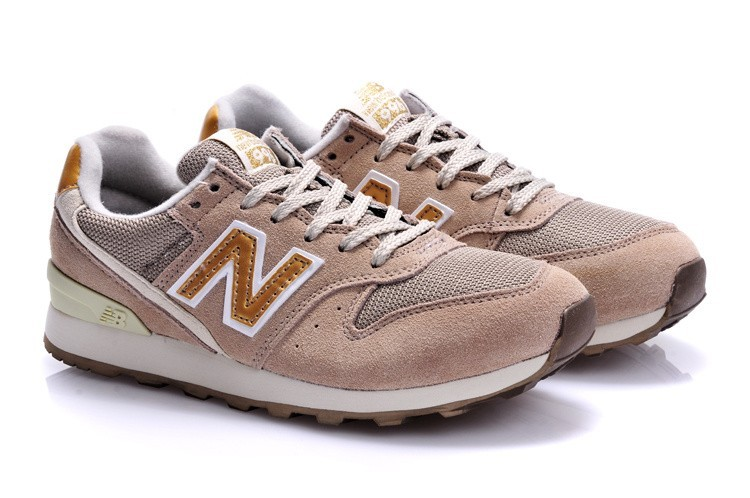 new balance taupe femme