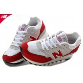 new balance blanc et rouge