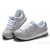 new balance femme grise et blanche