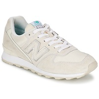 basket new balance femme blanche, Chaussures Femme Baskets basses New Balance WR996 Blanc