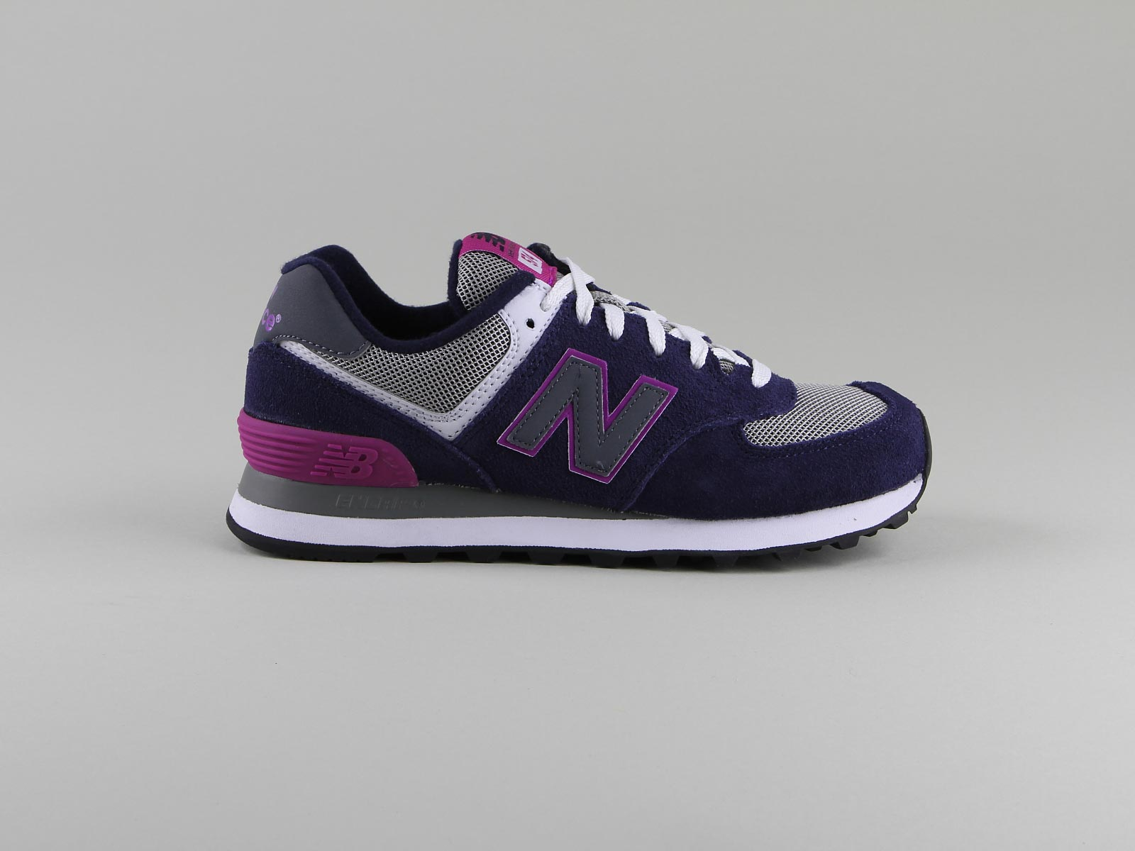 new balance rouge bordeaux et grise