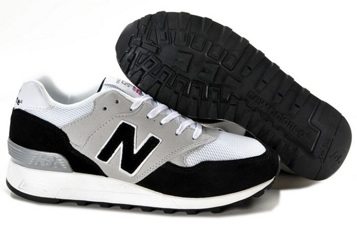 new balance noir blanc rose